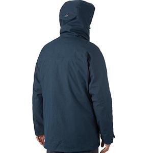 berghaus ruction jacket hood, long length berghaus ruction jacket