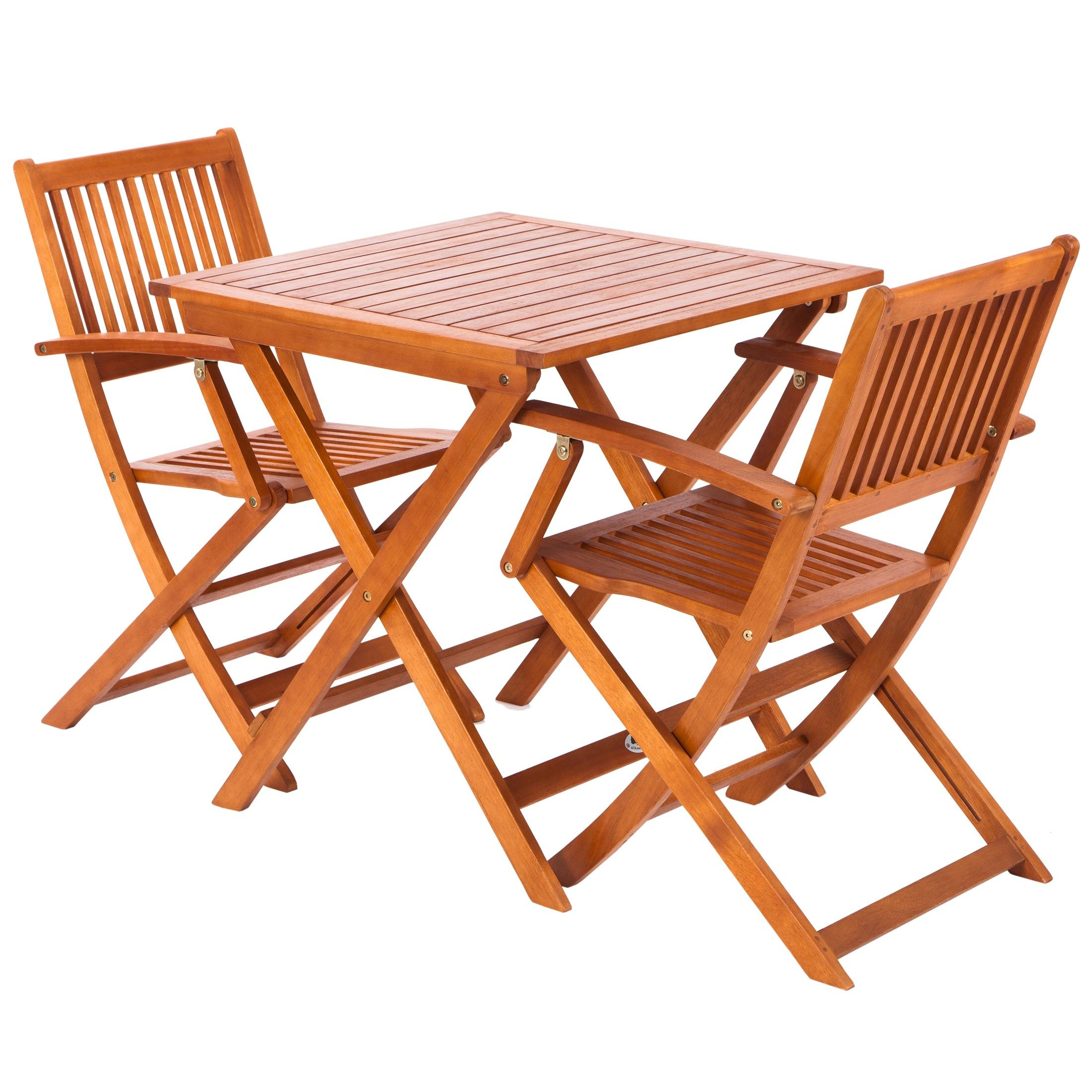 Ultranatura balcony set patio set canberra series classy for Table et chaises 6 personnes