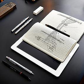 rOtring Rapid Pro Mechanical Pencil - Hero Image