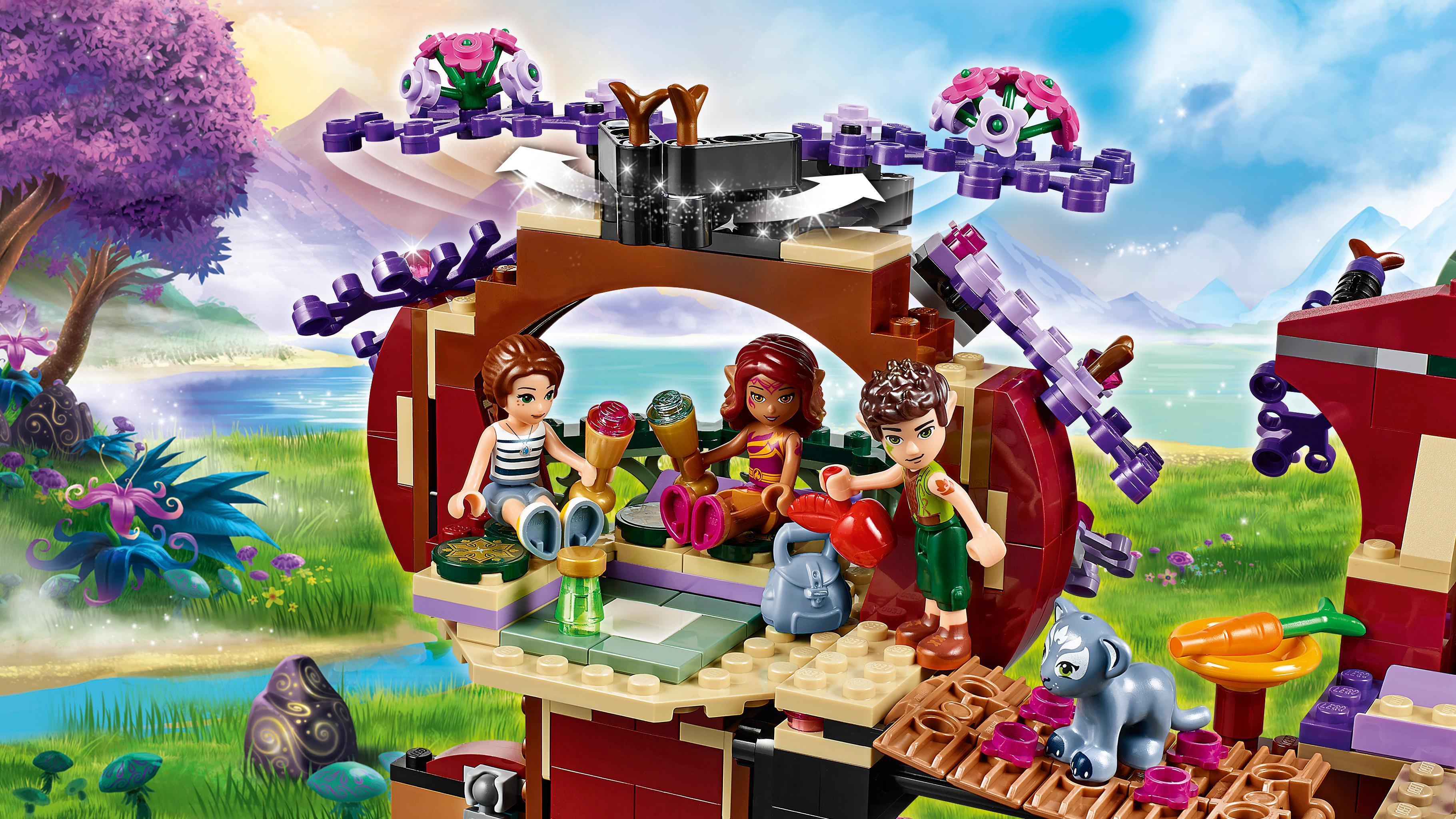 LEGO Elves 4107... Mother Jones