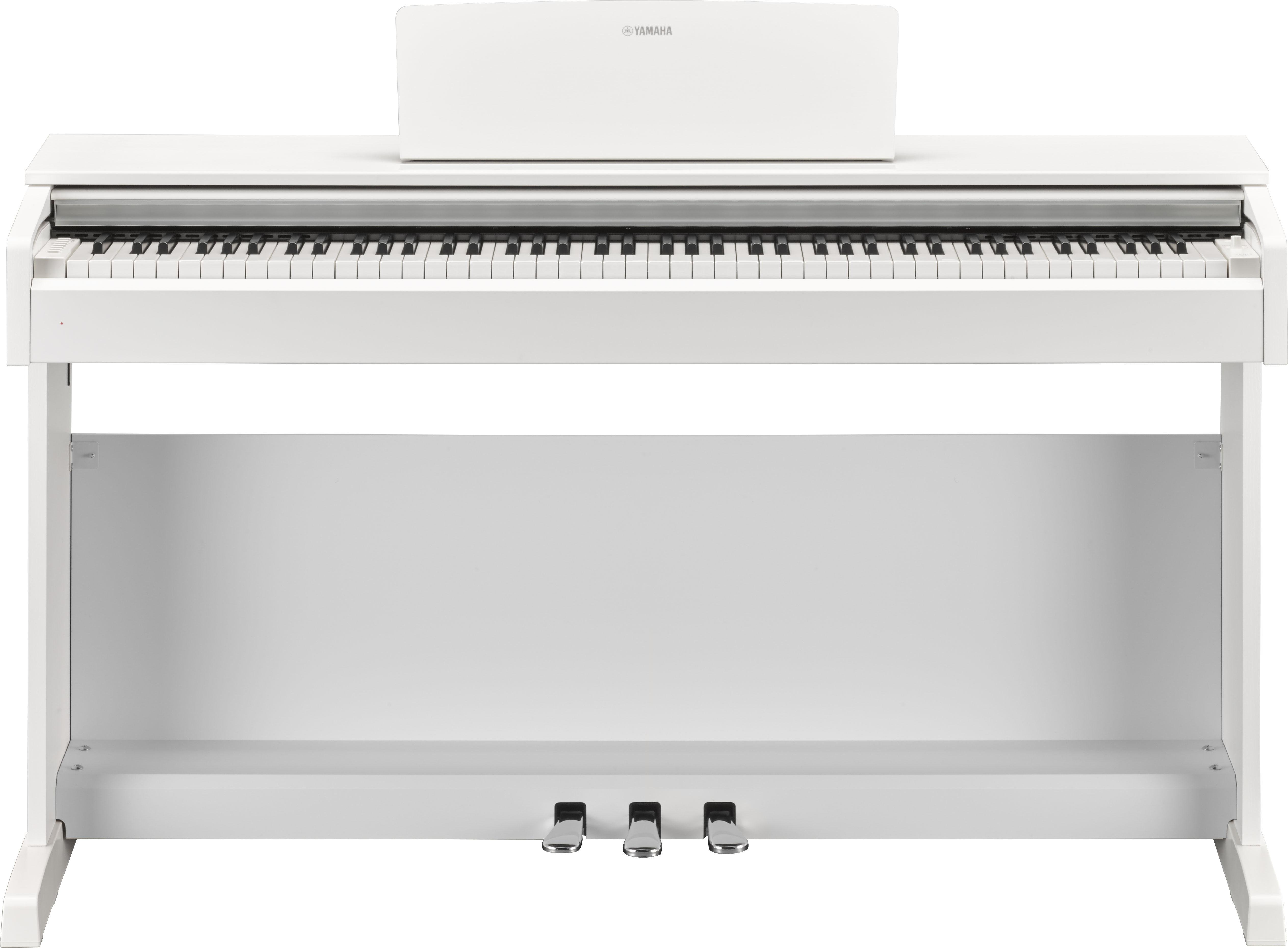 yamaha ydp 143 digital piano white musical instruments. Black Bedroom Furniture Sets. Home Design Ideas