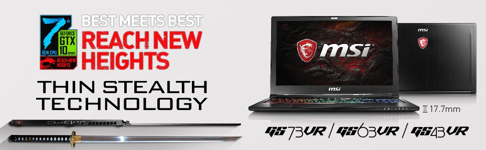 Dell Precision M5510, Acer Predator 15, MSI GS73VR 7RF Stealth Pro .. - 8
