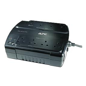 APC Back-UPS BE400-Uk, BE550-UK, BE700-UK