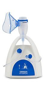 A3 Complete Omron U22 nebuliser compressor umran omran inhaler asthma COPD
