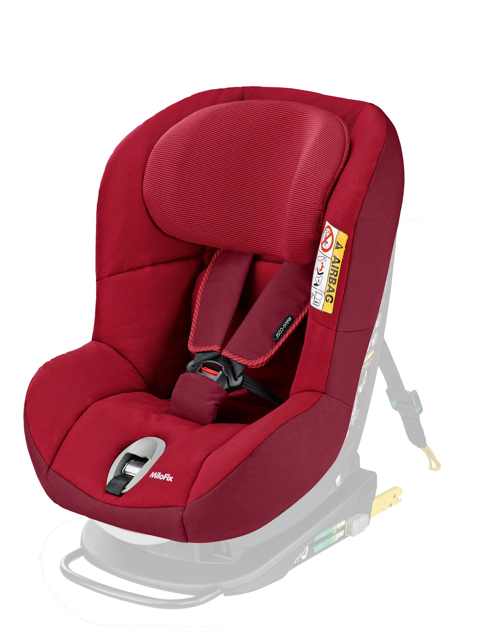 maxi cosi milofix car seat replacement cover robin red baby. Black Bedroom Furniture Sets. Home Design Ideas