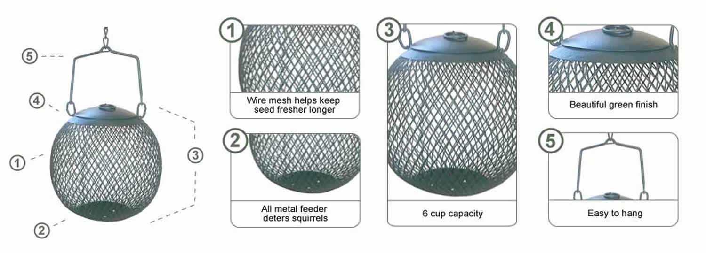 how to clean munchkin mesh feeder