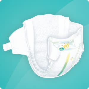 pampers premium protection new baby sensitive nappies
