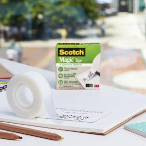 scotch tape; magic tape; green tape; matte tape; office tape