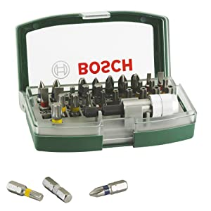 2689cb1cb7b Bosch 2607017063 Screwdriver Bit Set