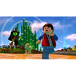 LEGO Dimensions: Starter Pack (PS4): Amazon.co.uk: PC