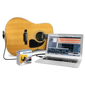 alesis acoustic link guitar recording pack including guitar pickup a guitar to usb cable and. Black Bedroom Furniture Sets. Home Design Ideas