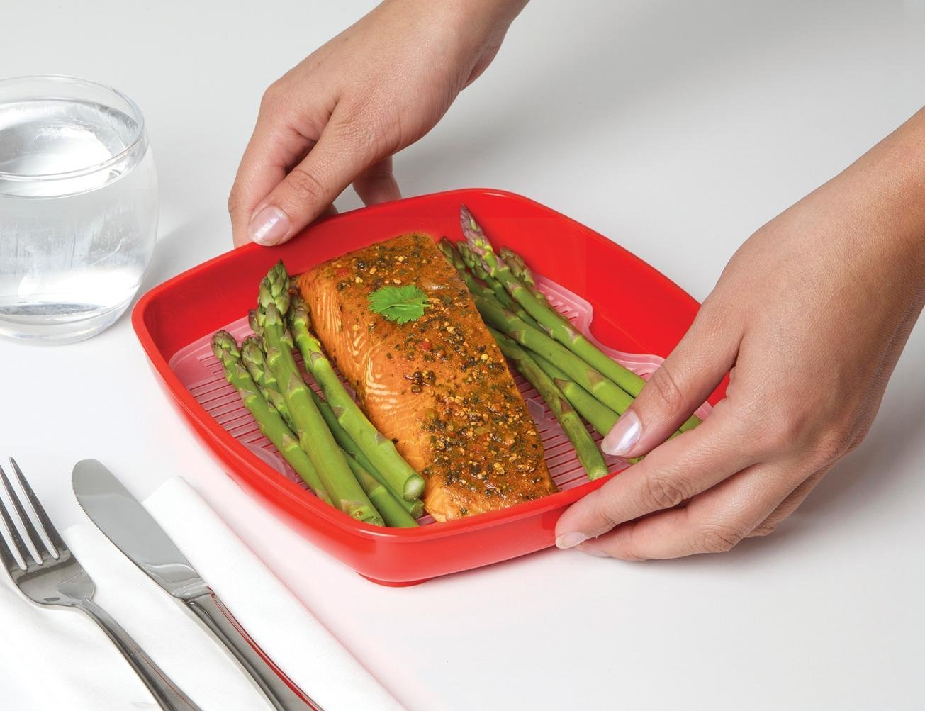 Microwave Steamer; Sistema; Microwave Plate