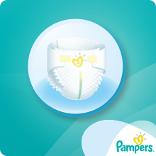pampers new baby sensitive nappies