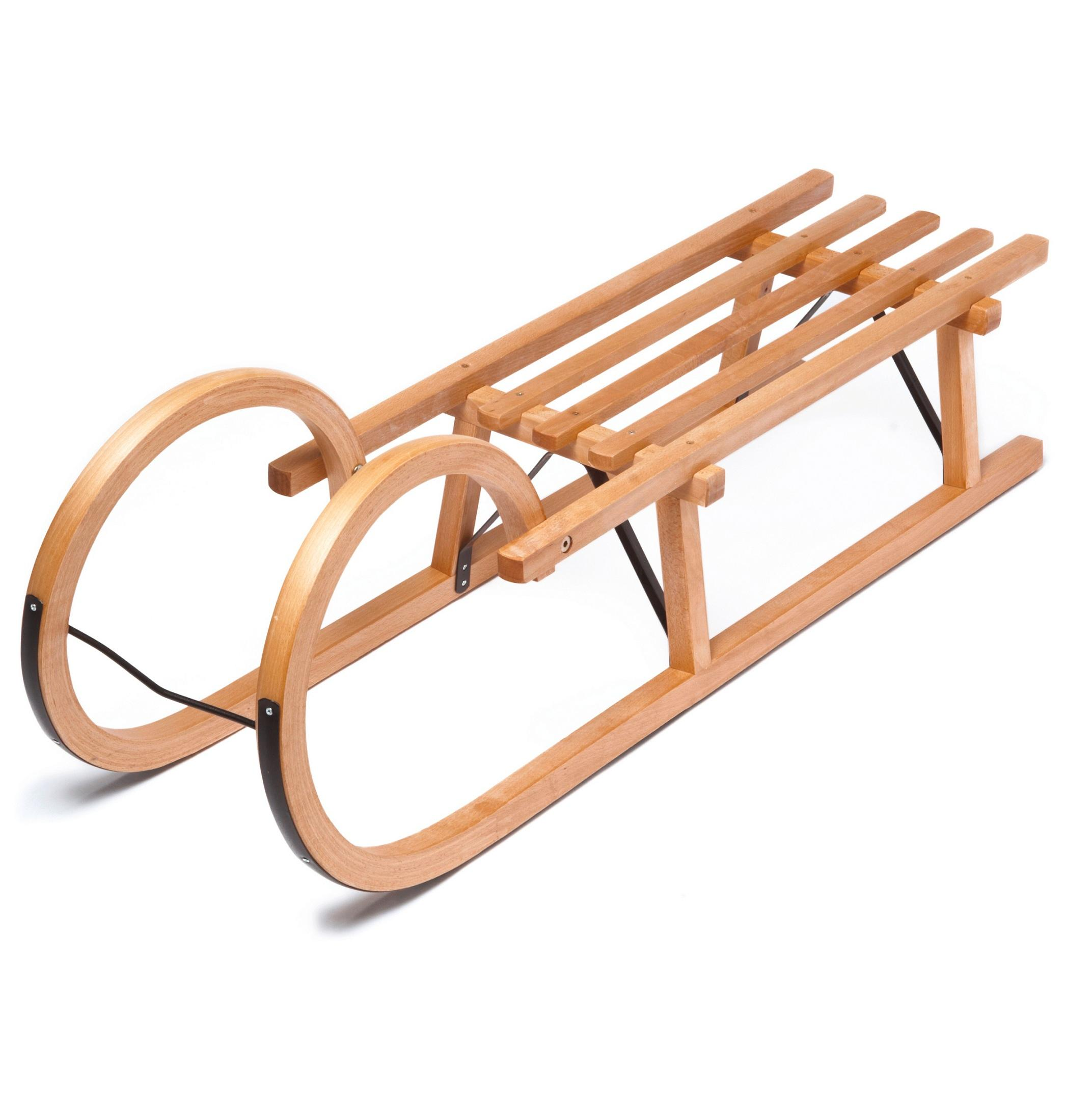 ultrasport horn toboggan 43 inches 110 cm sports outdoors. Black Bedroom Furniture Sets. Home Design Ideas