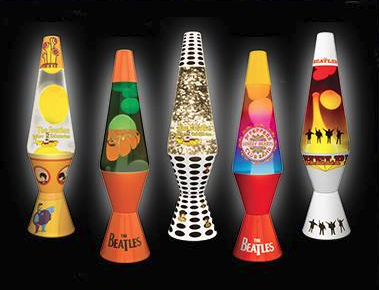 Lava Lamp The Beatles Lamp - Rubber Soul: Amazon.co.uk: Lighting