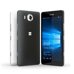 Microsoft Lumia 950 5 2 inch 32 GB SIM-Free Smartphone - Black