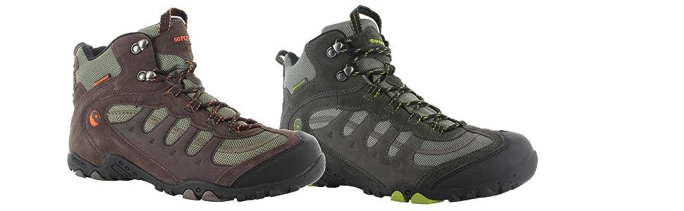 14cfa7d729dda Hi-Tec Men Penrith Mid Waterproof High Rise Hiking Boots