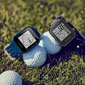 golf;watch;GPS;activity;tracking;lighweight;precise;distances