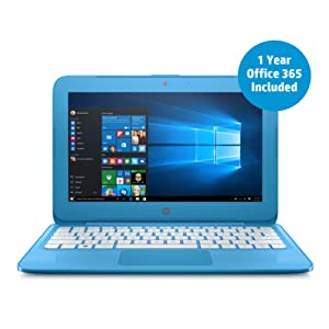 HP Stream 11-y000na Laptop, cheapest laptops, laptops for kids, free office 365, 11 inch laptops