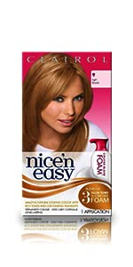 Nice'N Easy Colour Blend Foam Hair Dye