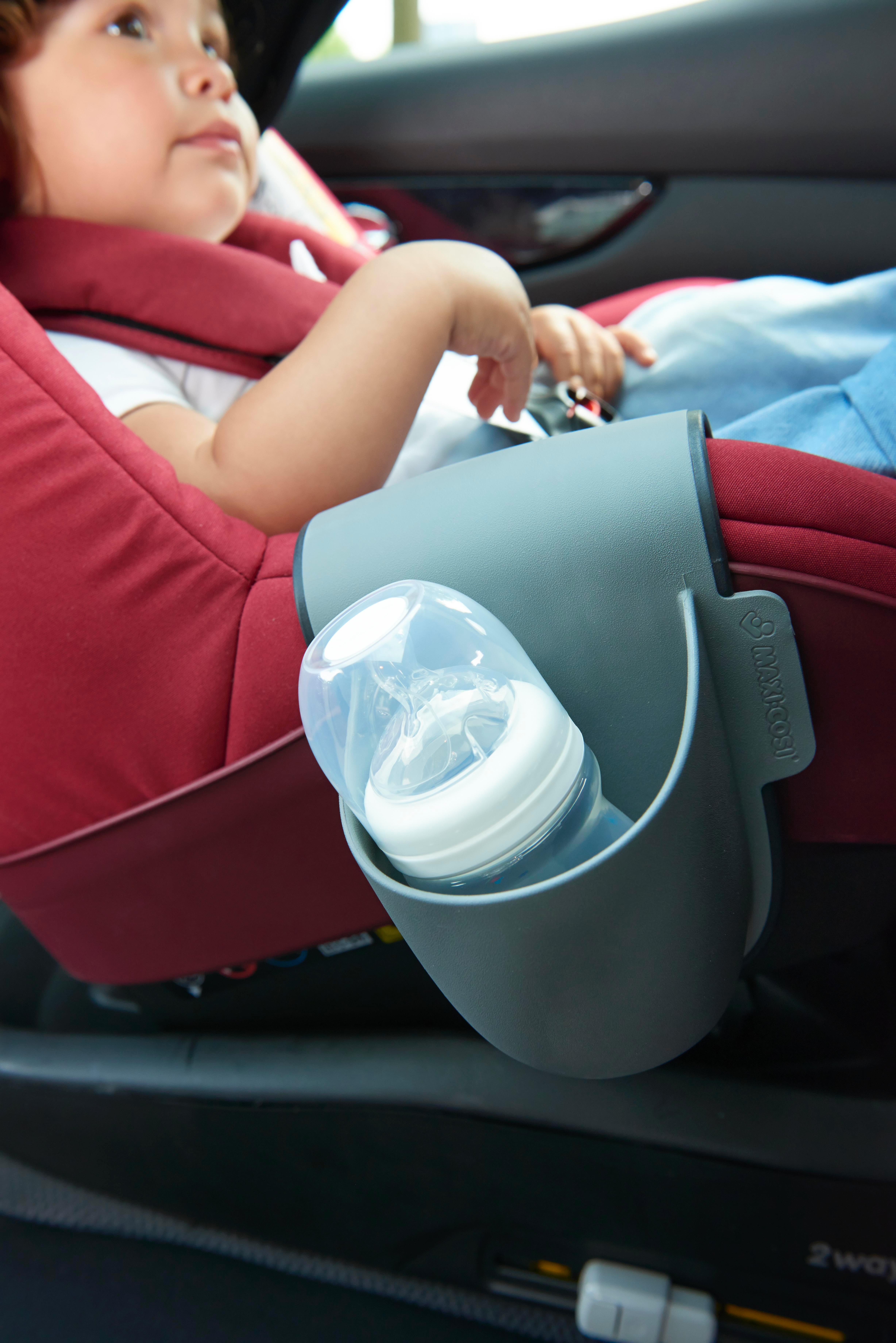 Maxi-Cosi Universal Pocket Cup Holder, Grey: Amazon.co.uk: Baby