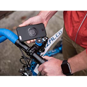 quad lock, quadlock, annex, bike mount, phone mount, cycling mount, iphone, mount for bike, bicycle