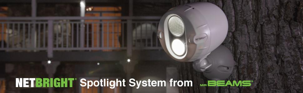 Mr Beams Mbn352 Networked Led Wireless Motion Sensing