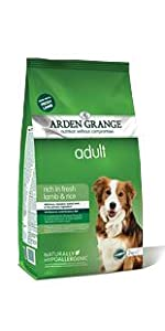 Arden Grange; Adult; Lamb & Rice; Dog Food