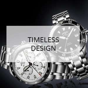 Timeless Design Rotary Watches