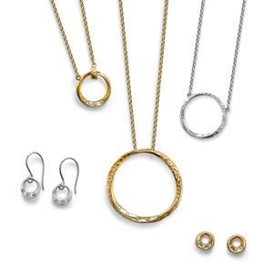 Dower & Hall, 9ct Gold, Jewellery, Diamond, Sapphire
