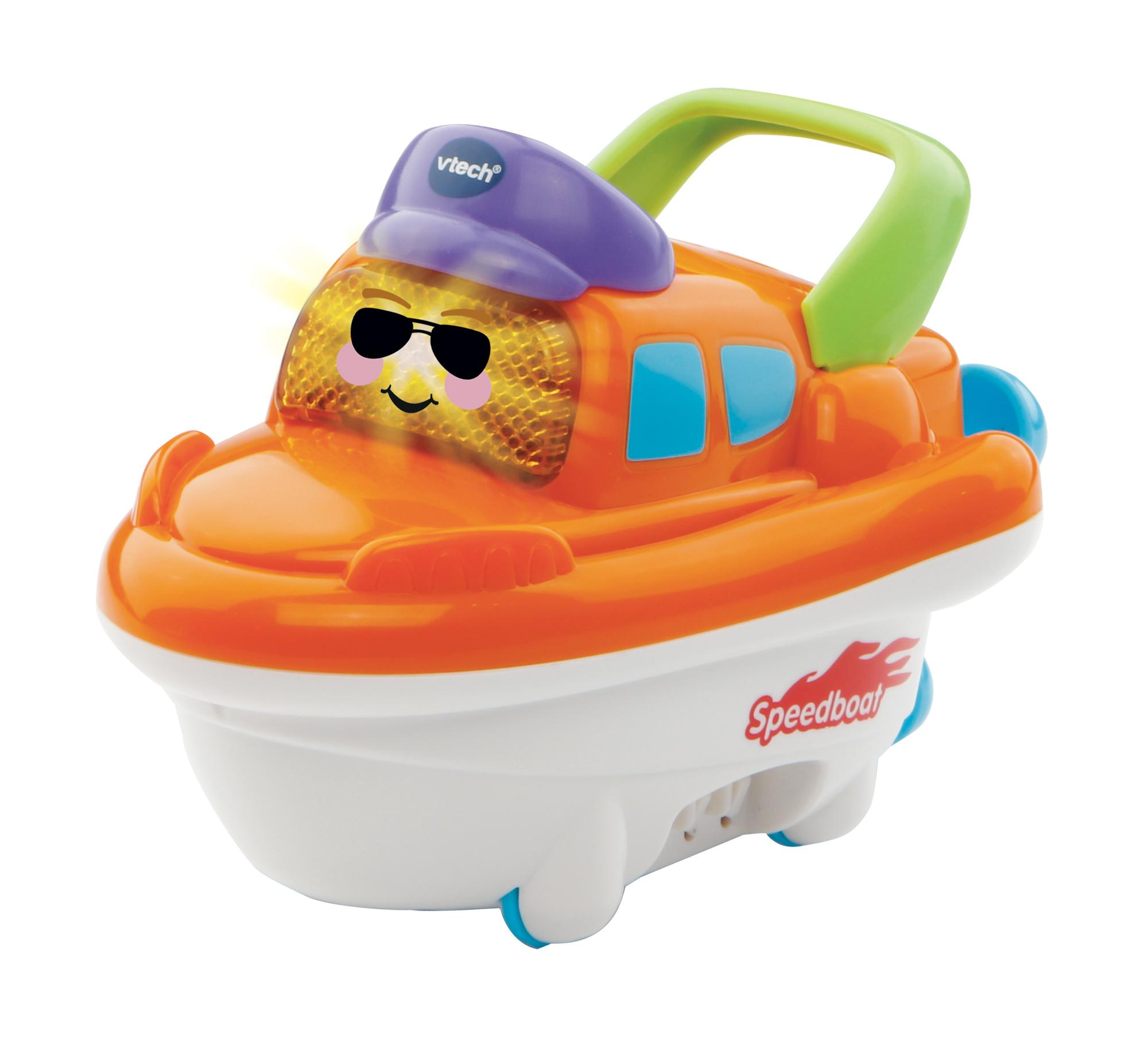 Vtech Baby Toot Toot Splash World Speed Boat Toy Amazon