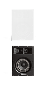 bose 891. bose virtually invisible 891 in-wall speaker · 691 791 in-ceiling ii a