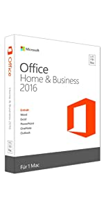 Office Home & Business 2016 (Mac)