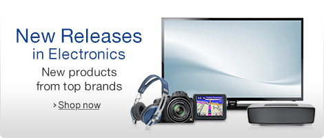 New Releases in Electronics & Computing