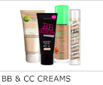 BB AND CC CREAMS