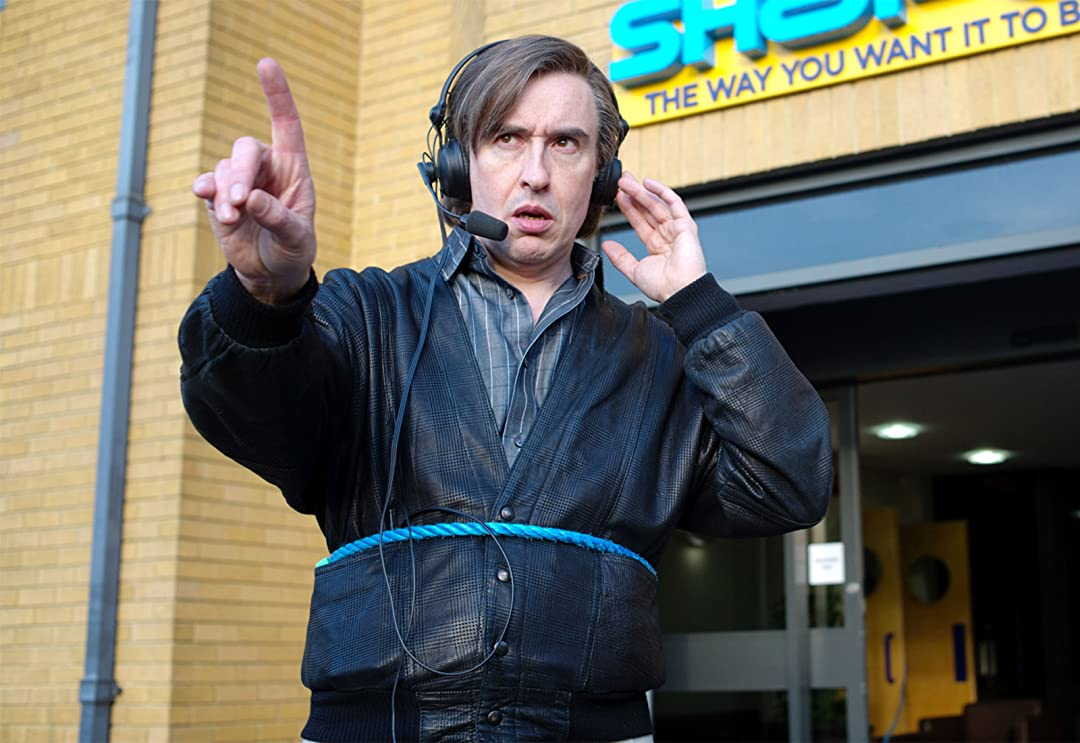 Alan Partridge: Alpha Papa on Amazon Prime Video UK