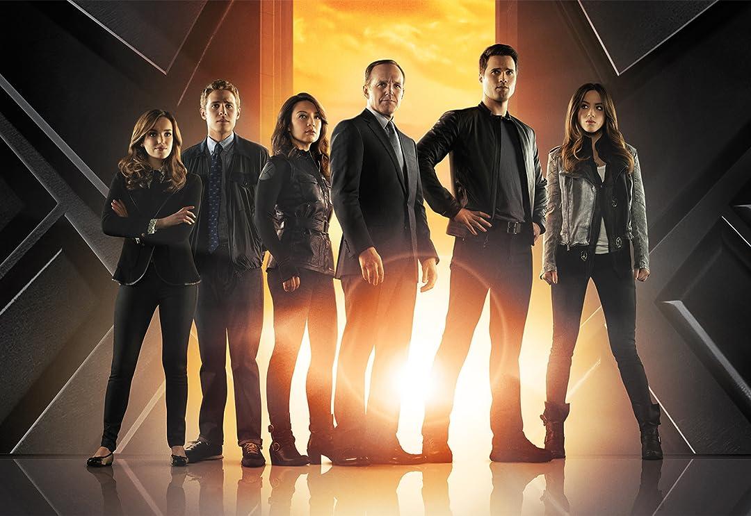 Marvel's Agents of S.H.I.E.L.D. on Amazon Prime Video UK