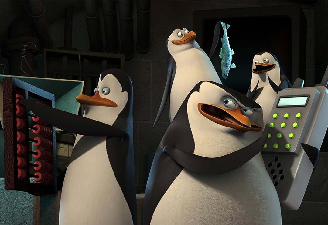 The Penguins of Madagascar Season 2 Part 2