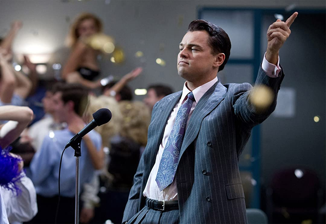 The Wolf of Wall Street on Amazon Prime Video UK