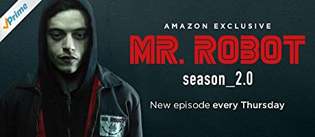 Mr. Robot Season 2, Included with Prime