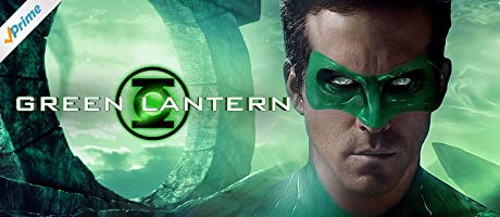 Green Lantern, Included with Prime