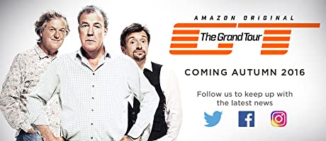 Find out more about The Grand Tour, coming soon to Amazon Prime