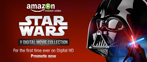 Star Wars: The Digital Movie collection is now availble to pre-order in digital HD