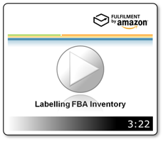 Labeling FBA Inventory
