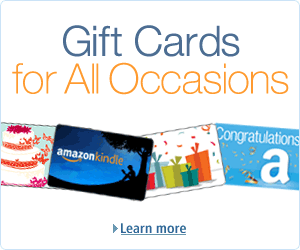 Amazon.co.uk Gift Cards for all Occasions