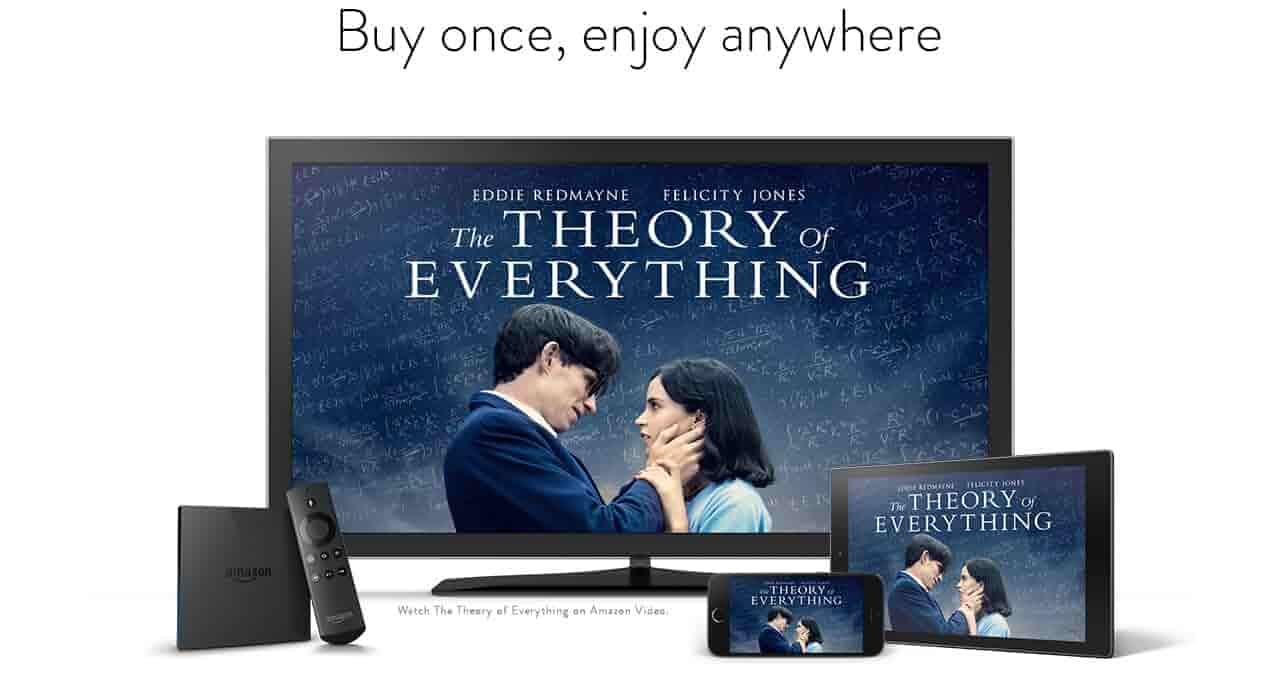 Buy Once, Enjoy Anywhere