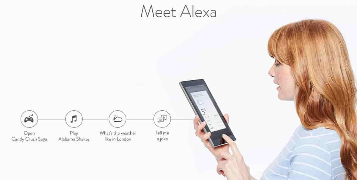 Meet Alexa
