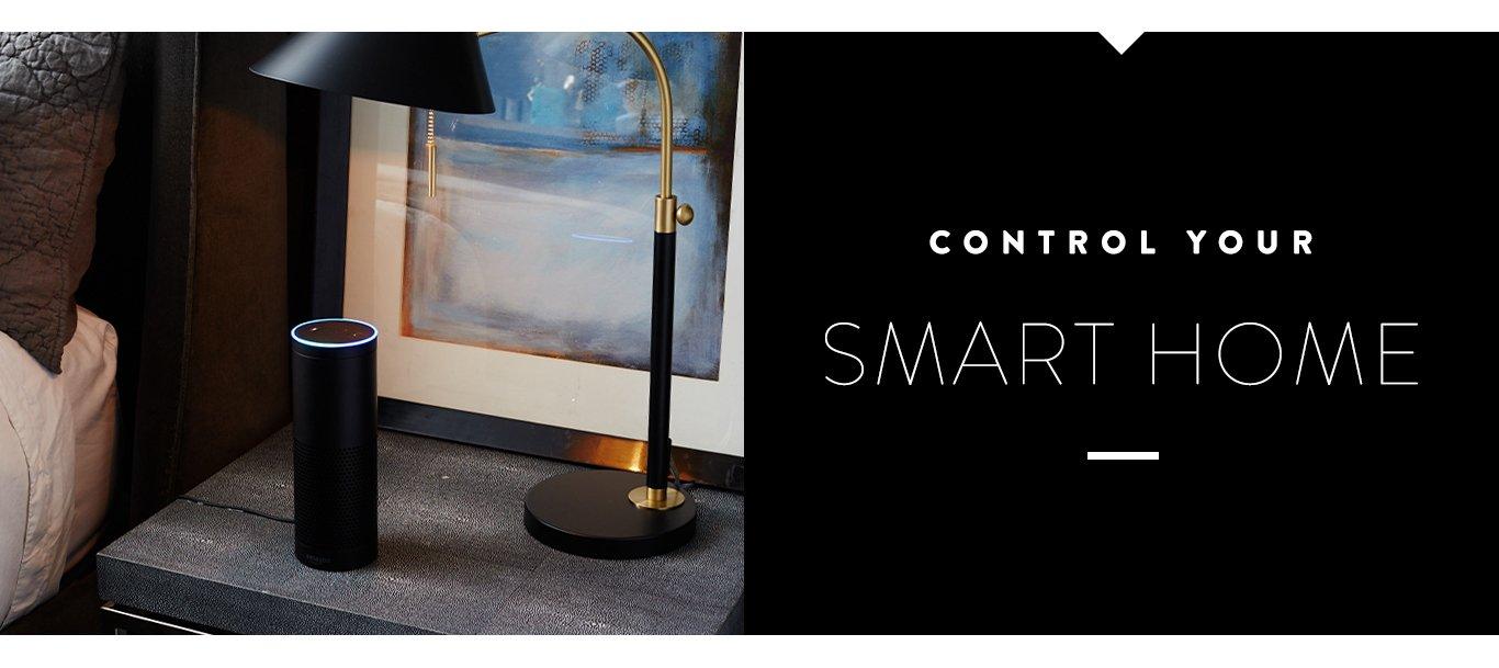 new genuine amazon echo smart home works philips hue alexa white uk version ebay. Black Bedroom Furniture Sets. Home Design Ideas