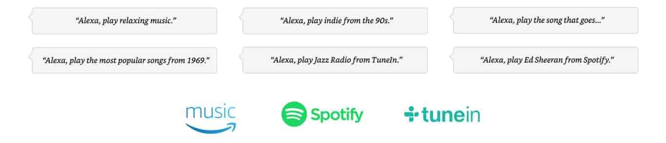 Alexa, play Bruno Mars.