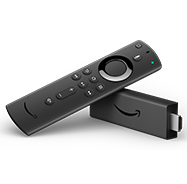 amazon fire tv stick with alexa voice remote streaming. Black Bedroom Furniture Sets. Home Design Ideas